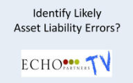 Identify Likely Asset Liability Errors