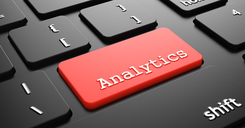Analytics on Red Button Enter on Black Computer Keyboard..jpeg