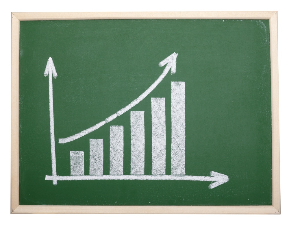 close up of chalkboard with finance business graph.jpeg